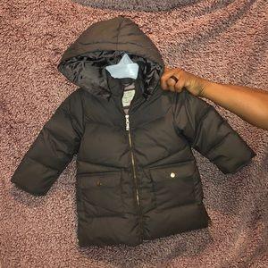 Zara Down Puffer coat